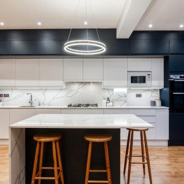 Home Renovation in Northfields, W13