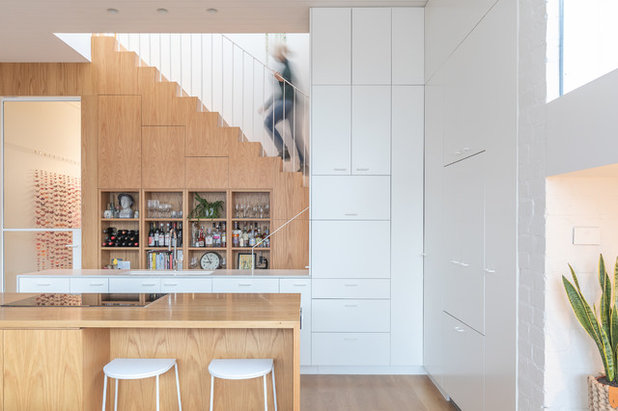 Contemporary Kitchen by Capital Image