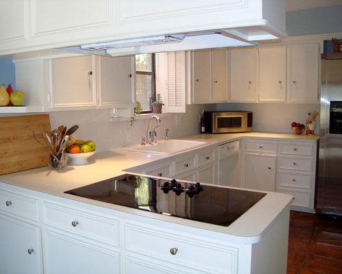 Houston Kitchen Design Ideas Renovations Photos With Laminate Countertops