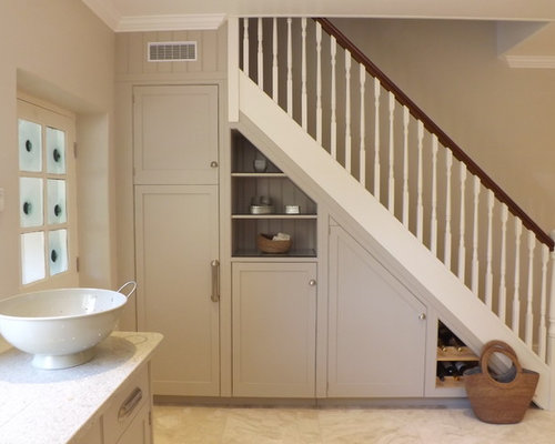Under Stairs Cupboard Houzz