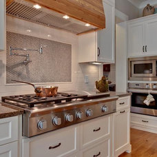 Traditional Kitchen by New Old, LLC