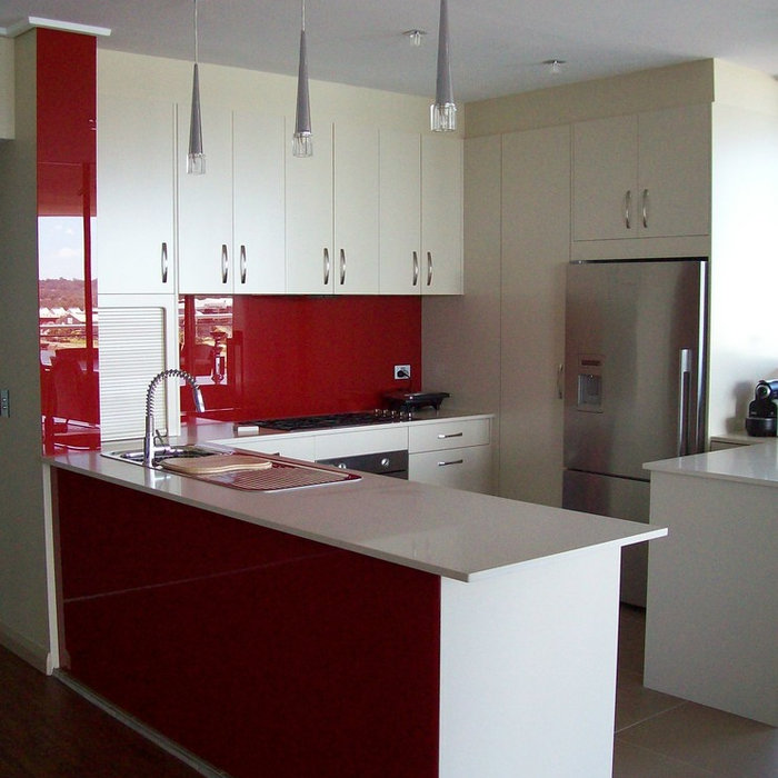 Homebush Bay - Kitchen