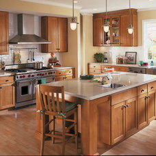 Traditional Kitchen by The Floor Source & More
