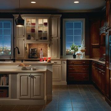 Homecrest Heritage Kitchen Cabinets