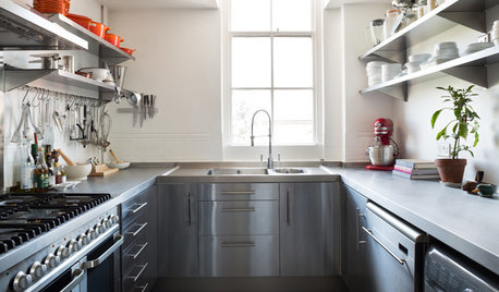 7 Small U-Shaped Kitchens with Big, Space-Saving Ideas