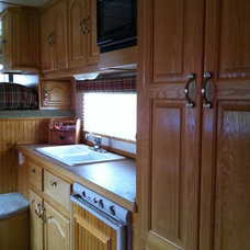 Traditional Kitchen by Rhonda Kieson Designs