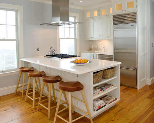 Small condo kitchen designs houzz for Kitchen designs houzz