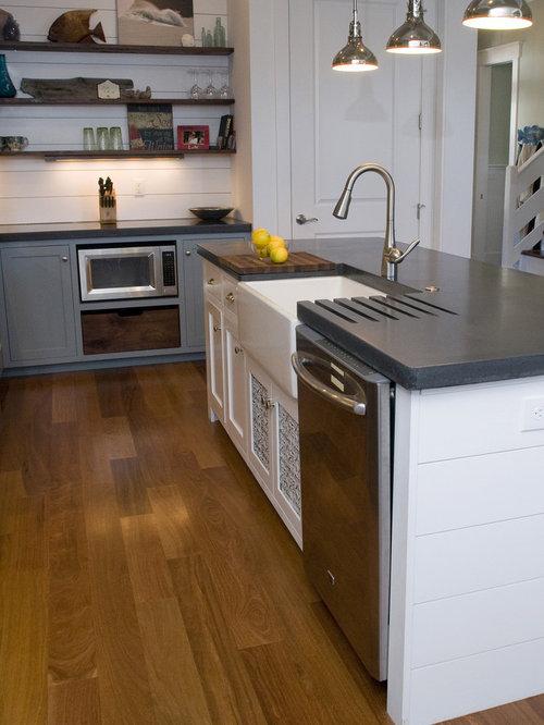 Kitchen Sinks Edmonton : Sinks With Drain Board Home Design Ideas, Renovations & Photos