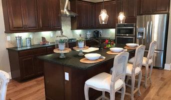 Honed Granite Kitchen