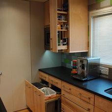 Contemporary Kitchen by Cheryl Oldershaw Chant of McDaniels Sales Company