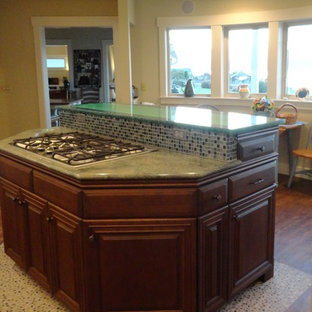 Hood Canal Waterfront Kitchen Remodel
