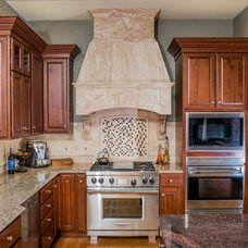 Traditional Kitchen by Brandie McCoy, CKD