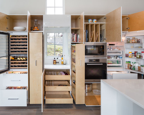 Kitchen Storage Ideas, Pictures, Remodel And Decor