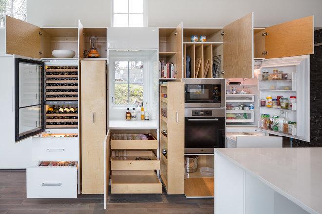 Современный Кухня by Vanillawood