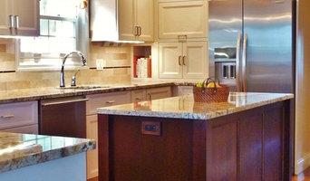 Hooksett Transitional Kitchen