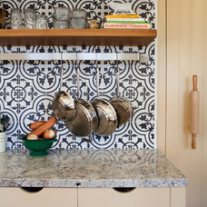 Rustic Kitchen by Suzan Fellman LLC