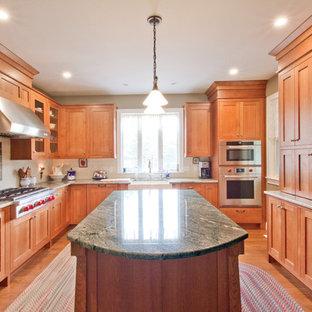 Hopkinton, New Hampshire - Craftsman Kitchen