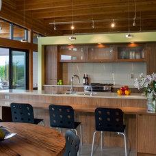 Contemporary Kitchen by Scott Edwards Architecture