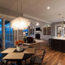 Traditional Kitchen by Godden Sudik Architects Inc