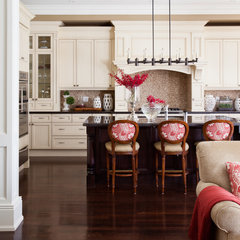 traditional kitchen by Merigo Design
