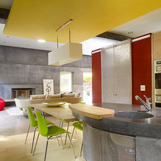 Contemporary Kitchen by Cheng Design