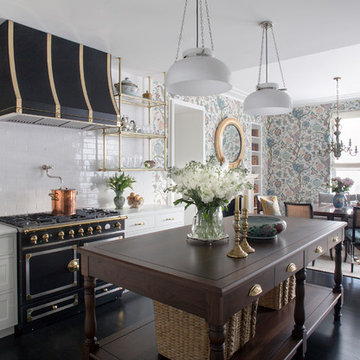 House Beautiful featured Luxury Remodel of Classic Palmolive Condo