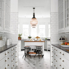 Traditional Kitchen House Beautiful Kitchen