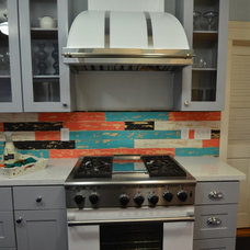 Eclectic Kitchen by RTA Cabinet Store