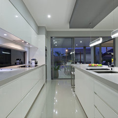 modern kitchen by Blueprint Designs   Building Designers