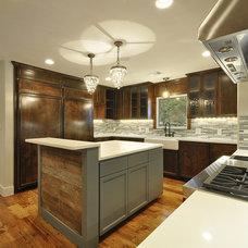 Hardwood Flooring by House+Earth