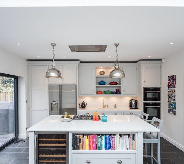 Scandinavian Kitchen House Extension