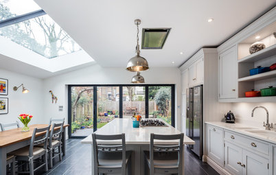 My Houzz: An Extension Turns a Period Flat into a Spacious Home