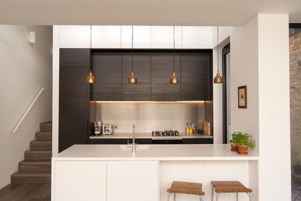 Contemporary Kitchen by Flik Design Ltd