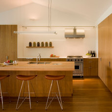 Contemporary Kitchen by Cooper Joseph Studio