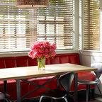Mid Century Butler S Pantry Midcentury Kitchen