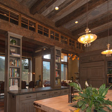 Rustic Kitchen by Trestlewood