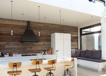 Where are the pendant lights above the kitchen island from please?