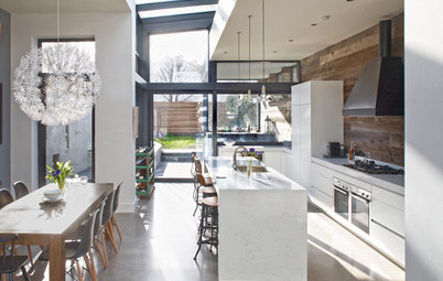 Houzz Tour: Home Expansion Lets the Sunshine In