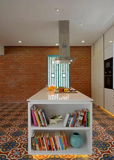 Kitchen by Architecture + Design Ankit Prabhudessai