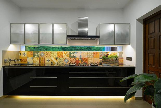 Contemporary Kitchen by Architecture + Design Ankit Prabhudessai