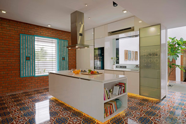 Contemporary Kitchen by Architecture + Design Ankit Prabhudessai