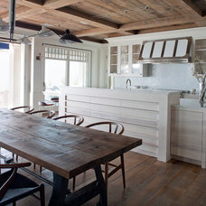 Beach Style Kitchen by Beinfield Architecture PC
