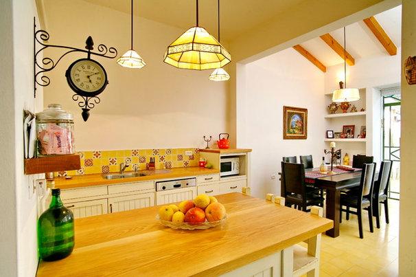 Mediterranean Kitchen by orly eran - architecture & design