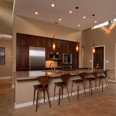 Contemporary Kitchen by JMS Architects