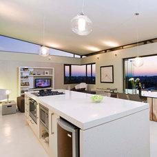 Contemporary Kitchen by DLH – Designer Leisure & Homes