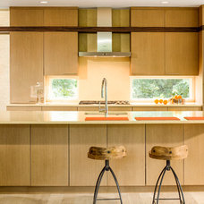 Contemporary Kitchen by Donald Lococo Architects