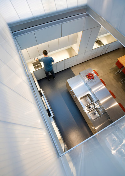 Moderne Cuisine by Min | Day Architects