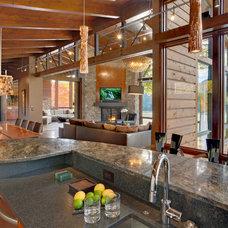 Contemporary Kitchen by Platt Architecture, PA