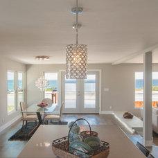 Beach Style Kitchen by Dana44Design