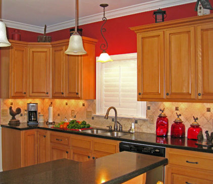 Traditional Kitchen by DesignHouse Inc - House Plans
